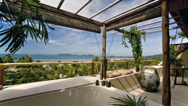 Kamalaya Wellness Sanctuary Suite Seaview